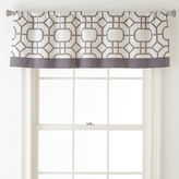 STUDIO BY JCP HOME StudioTM Kenmare Rod-Pocket/Back-Tab Lined Valance