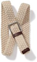 Old Navy Braided Stretch Belt for Men