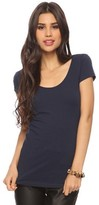 Style deals Scoop Knit Tee