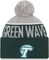 New Era Tulane Green Wave Sport Knit Hat