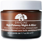 Origins High-Potency Night-A-Mins Mineral-enriched oil-free renewal cream, 1.7 oz