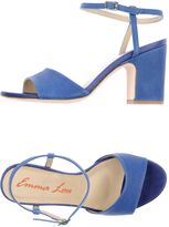 Emma Lou High-heeled sandals