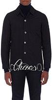 "Undercover Men's ""Chaos"" & ""Balance"" Cotton Jacket-BLACK"