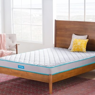 "Durasupport 6"" Firm Innerspring Mattress Linenspa Essentials Mattress Size: Queen"