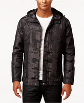 INC International Concepts Men's Hooded Camo Jacket, Only at Macy's