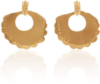 The Wild Ones PM x CANO x JO 24K Gold-Plated Earrings