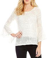 Jessica Simpson Hyne Split Back Sweater