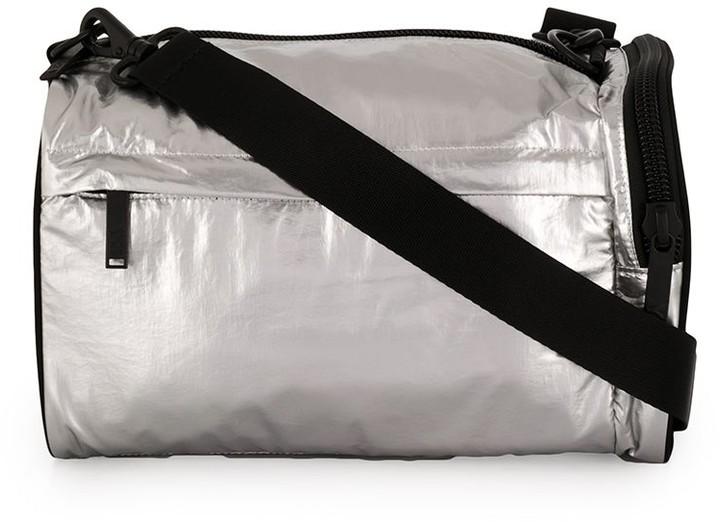 Y-3 Small Logo Print Gym Bag