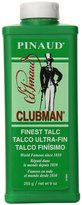 Clubman Talc 9 Ounce (266ml) (3 Pack)