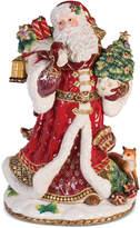 Fitz & Floyd Renaissance Holiday Santa Figurine