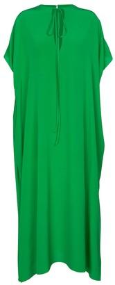 Victoria Beckham Silk maxi dress