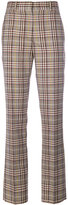 Victoria Beckham relaxed slim trousers - women - Cotton/Polyester/Virgin Wool - 6