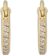 Ileana Makri Women's Diamond Huggie Hoops