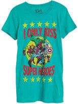 Super Hero Kisses Tee