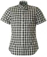 Paul Smith Short Sleeved Gingham Check Shirt