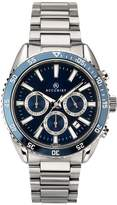 Accurist Signature Men's Blue Dial Stainless Steel Watch