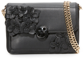 Tory Burch Duet Chain Flower Convertible Shoulder Bag