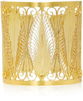 Mallarino Fanny Sterling Silver and 24K Gold Vermeil Cuff