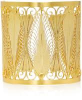 Mallarino Fanny Sterling Silver and 24K Gold Vermeil Cuff