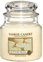 Yankee Candle 14.5 oz. Buttercream Jar Candle