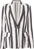 Frame Linen Classic Blazer