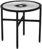 Moroso Banjooli Side Table - White/Black
