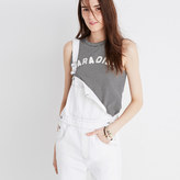 Madewell x Where I Was FromTM Paradise Striped Tank