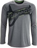 Craft Gain Long Sleeved Top Dark Grey Melange