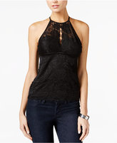 GUESS Jessica Cutout Lace Top
