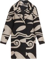Diane von Furstenberg Cocoon Coat