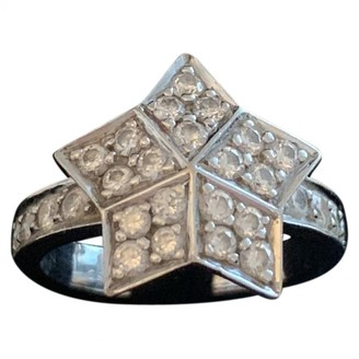 Fred Grey White gold Rings