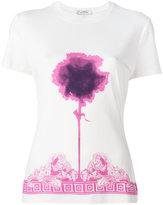 Versace printed T-shirt - women - Spandex/Elastane/Viscose - 48