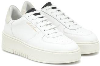 Axel Arigato Orbit leather sneakers