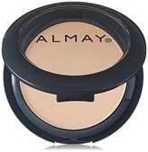 Almay Smart Shade Skintone Matching Pressed Powder, Light/Medium, 0.20 Ounce by