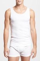 Calvin Klein Men's Classic Fit 3-Pack Cotton Tank Top