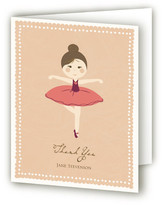 Minted Diary of Jane Children's Birthday Party Thank You Cards