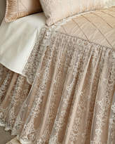 Sweet Dreams Queen Elizabeth Skirted Coverlet