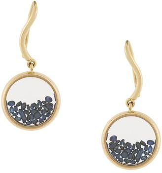Aurelie Bidermann 18kt gold Chivoi earrings