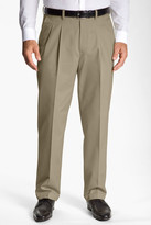 John W. Nordstrom New Supima Pleated Pant