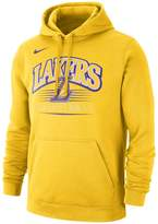 Los Angeles Lakers Nike Men's NBA Hoodie