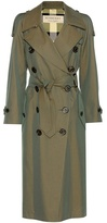 Burberry Foxriver cotton trench coat