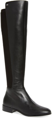MICHAEL Michael Kors Bromley Stretch Back Riding Boot