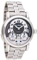 Montblanc Nicolas Rieussec Watch w/ Tags