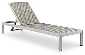 Modway Shore Outdoor Patio Rattan Chaise