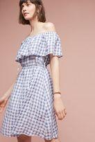 Tylho Kinsey Off-The-Shoulder Dress, Blue