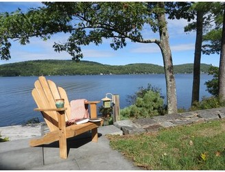 Adirondack Wingate Teak Chair Highland Dunes