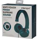 Intempo Encore Headphones Green