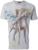 Etro goat print T-shirt