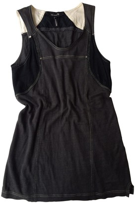 Etoile Isabel Marant Grey Linen Top for Women