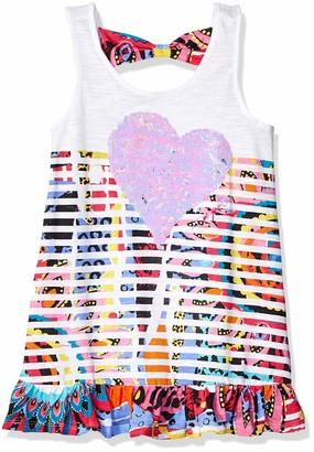 Desigual Girl's Knit T-Shirt Short Sleeve (ts_Oregon)